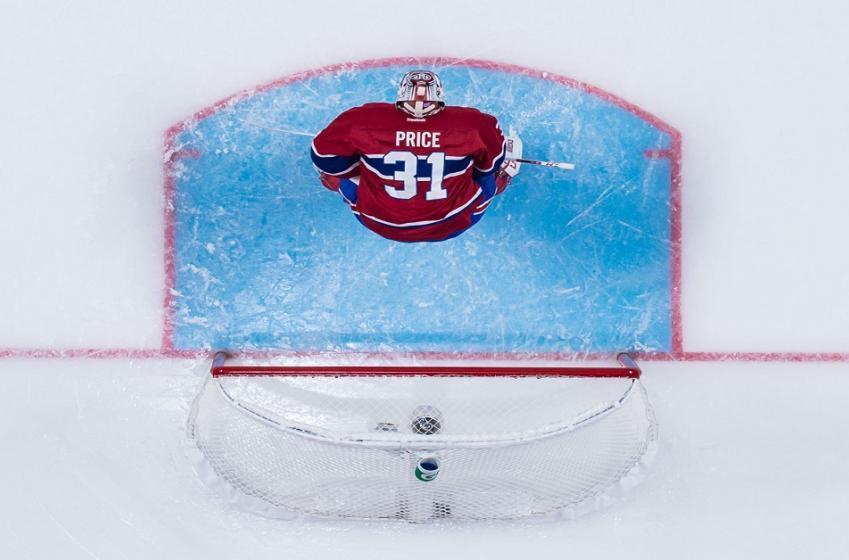 Carey Price makes NHL history tonight.