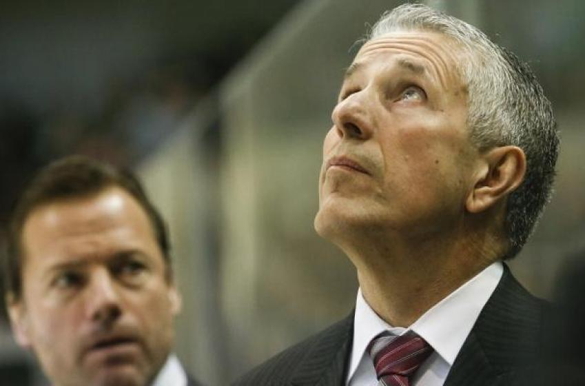 One of the most respected coaches in the NHL has been fired.