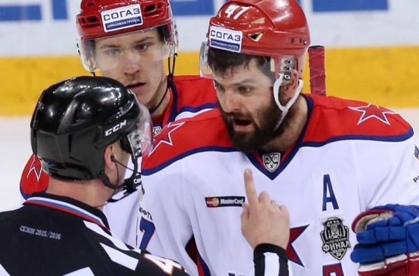 Habs forward expresses concern over Radulov signing.
