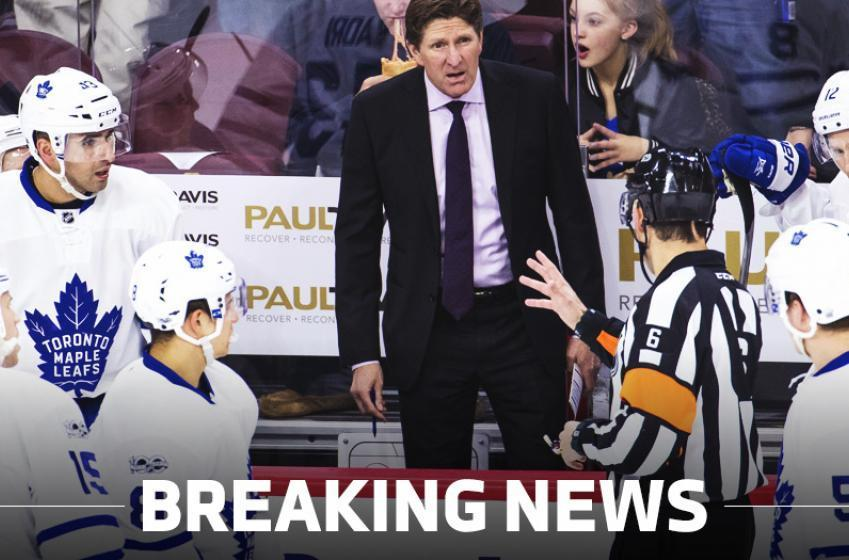 BREAKING NEWS: Leafs Star Forward Missed Morning Skate