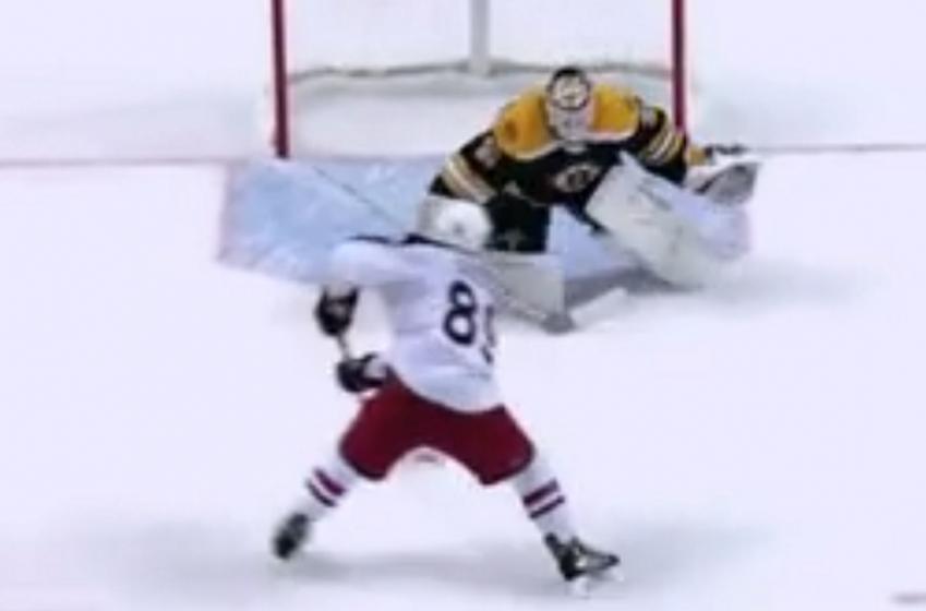 Sam Gagner scores a sizzling shootout winner against the Bruins.