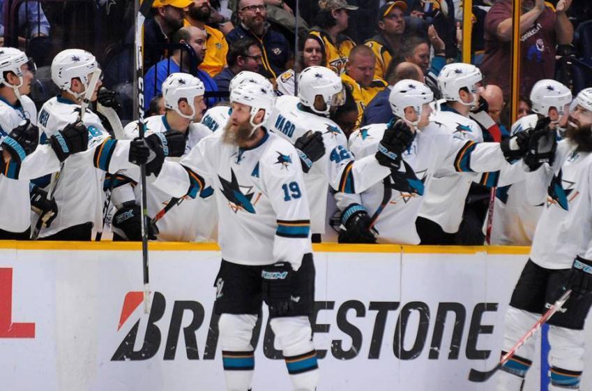 San Jose Sharks resign young and skilled Swedish forward