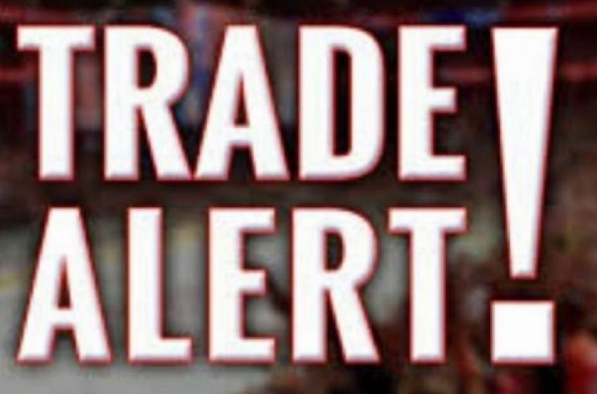 Breaking: A goaltender has been traded!