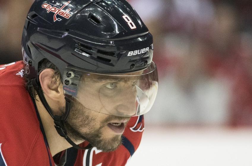 Shocking rumor regarding Alex Oveckin's future in the NHL.