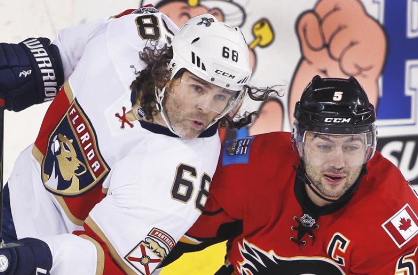 Report: Active NHLer wants to play hockey longer than Jaromir Jagr.