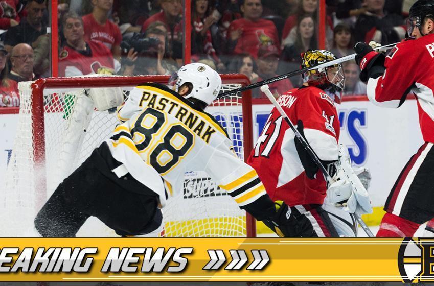 BREAKING: Sweeney reveals offseason plan for Bruins