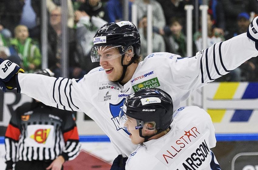 Breaking: Multiple NHL teams reportedly targeting huge 6'5 Swedish forward.