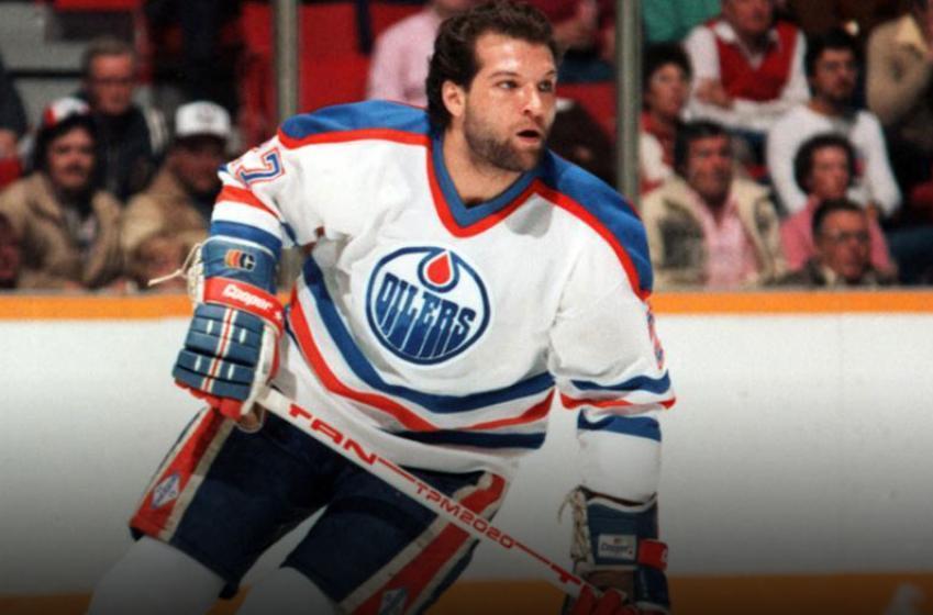 Oilers to honour life of legend Dave Semenko