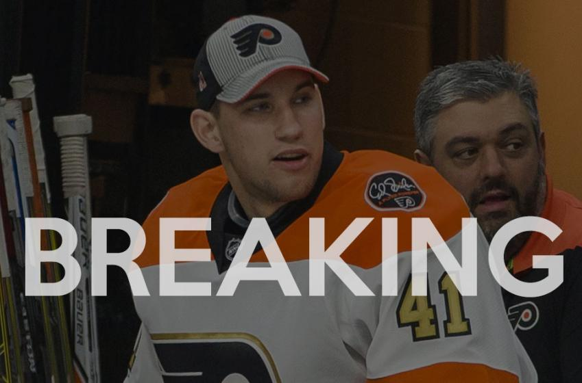 Breaking: Good news for Anthony Stolarz!