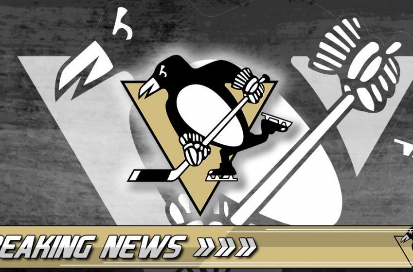 Breaking: Penguins lock down promising young d-man