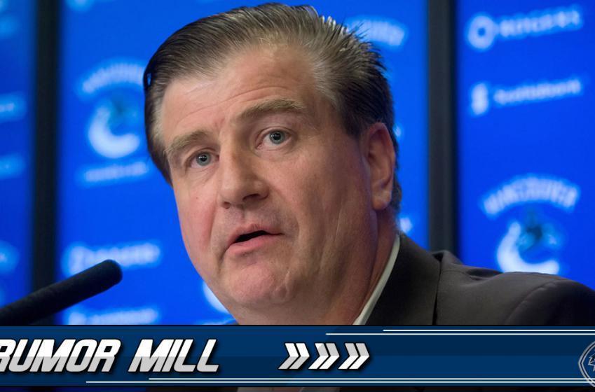 RUMOR: Canucks eyeing all options at draft