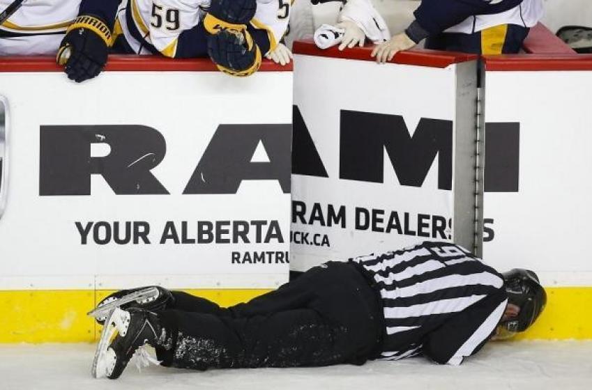 Breaking: NHL announces a HUGE suspension for Dennis Wideman.
