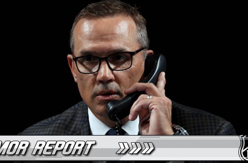 Report: NHL GM 'very interested' in veteran goaltender