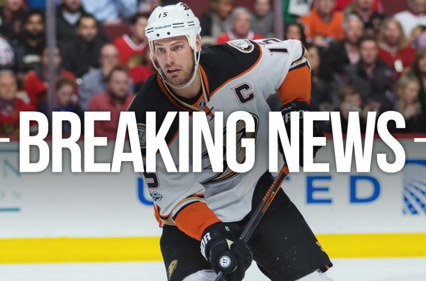 Breaking: Shocking decision from the NHL following Ryan Getzlaf's homophobic slur!