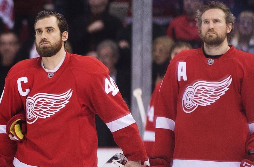 Report: Really bad signs for Red Wings veteran Niklas Kronwall.