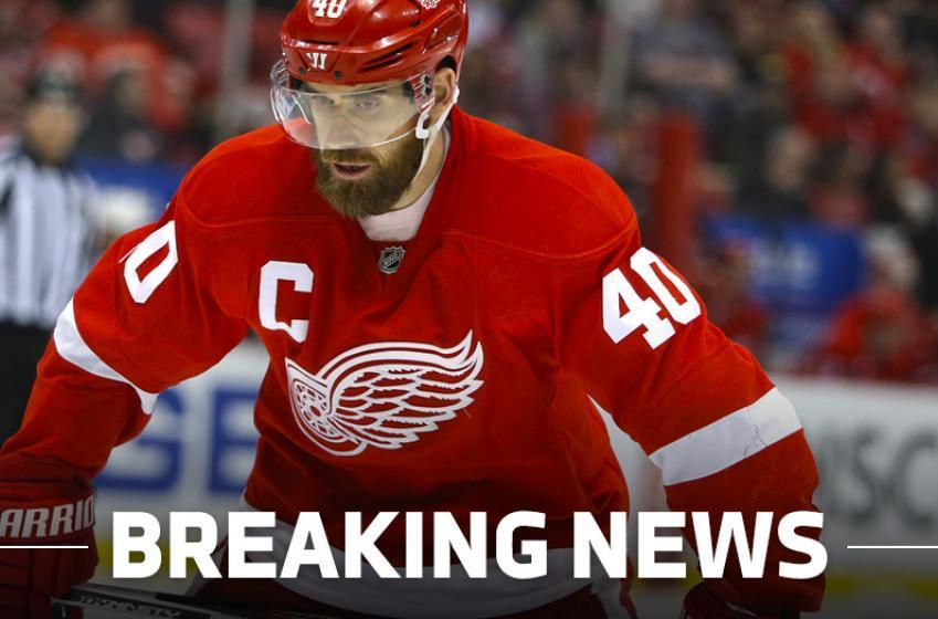 BREAKING: Zetterberg fires back at the NHL commissioner board.