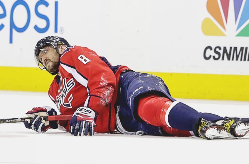 BREAKING: MAJOR update regarding Alex Ovechkin injury.
