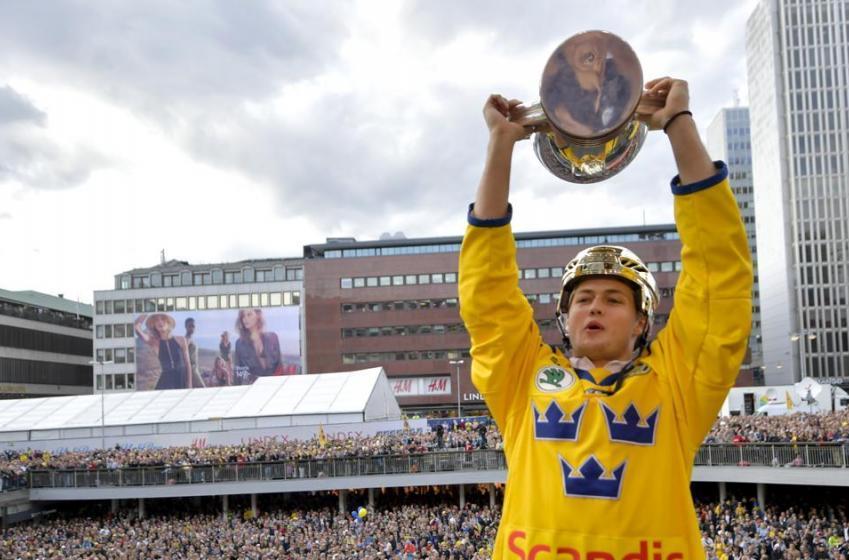 Nylander receives highest praises from superstar following World Champ.
