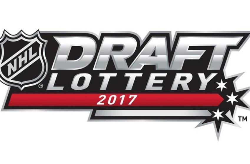 BREAKING : NHL draft lottery winner revealed!