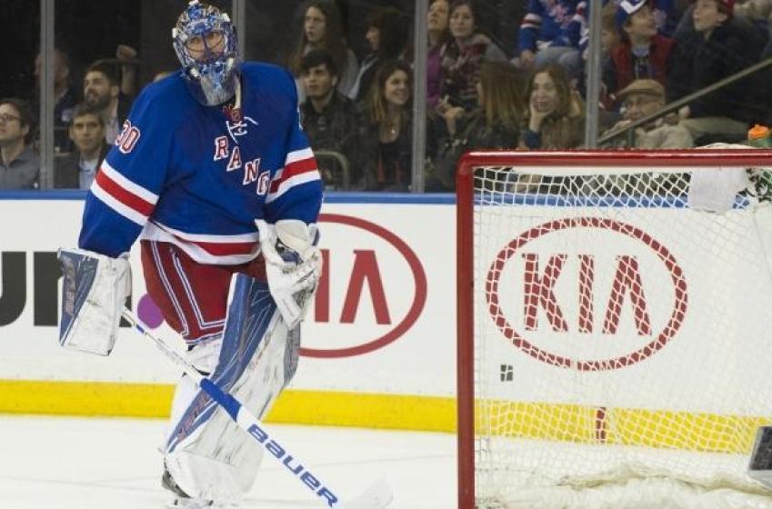 Update on injured Rangers' goaltender Henrik Lundqvist.