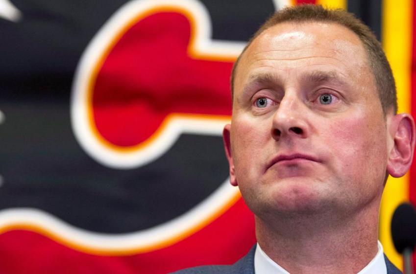 RUMOR : Flames' GM future in jeopardy?