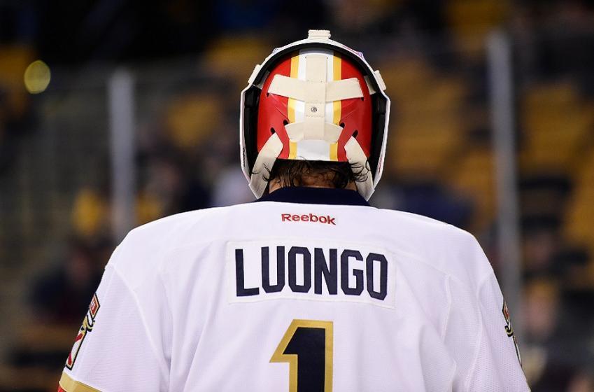 Breaking: Huge update on Luongo following season-ending injury.