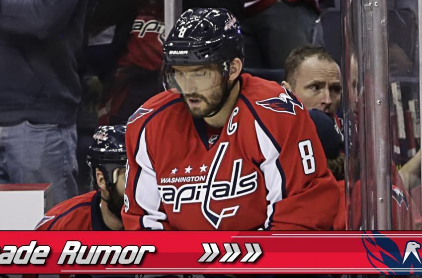 ICYMI: NHL executive confirms INSANE trade rumors regarding Alex Ovechkin.