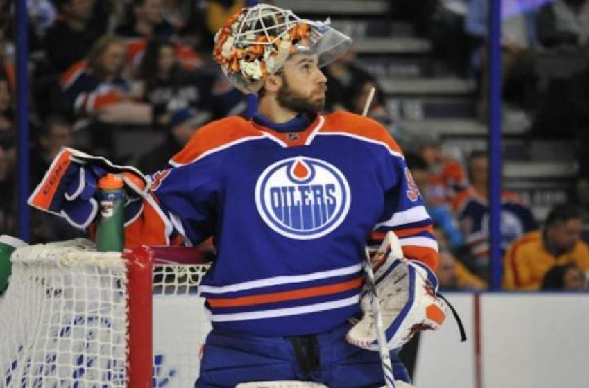 Talbot was brilliant last night, Oilers blank Hurricanes.