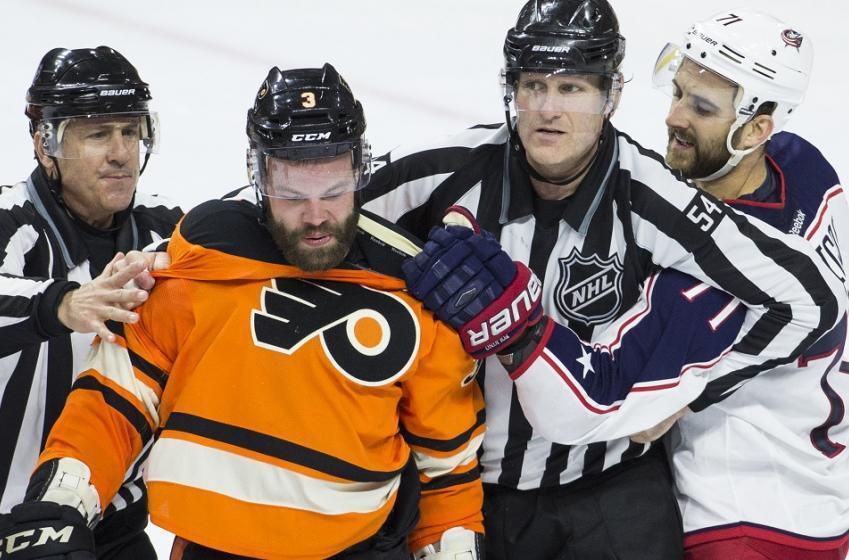 Breaking: Radko Gudas receives major suspension from the NHL.