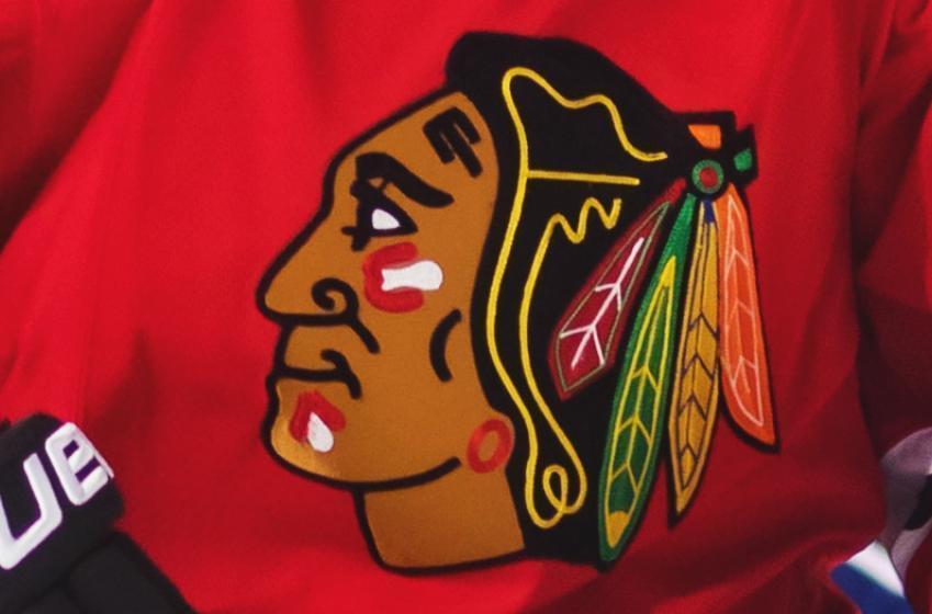 Controversy arises around the Chicago Blackhawks jersey at one prestigious University.