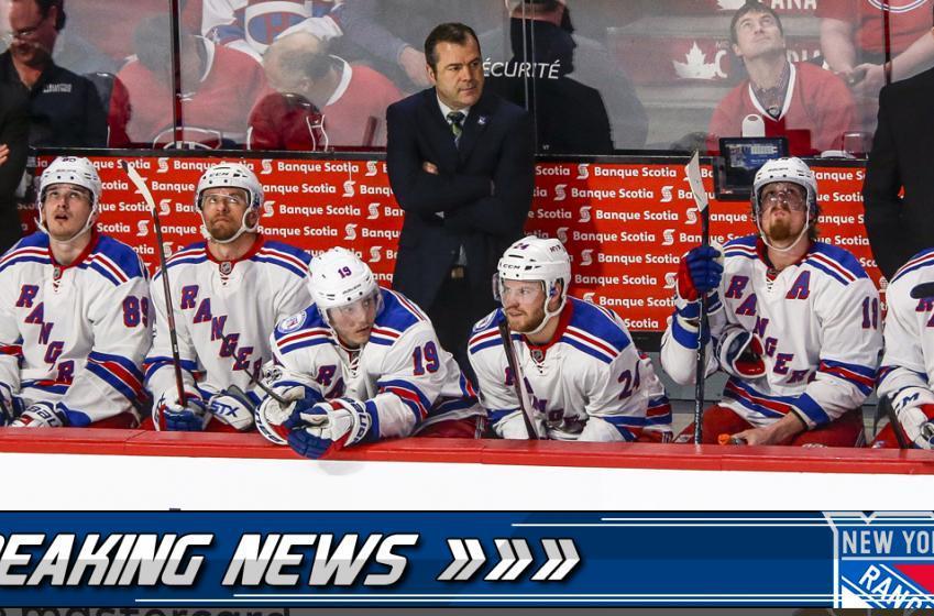 BREAKING: New York Rangers sign 23-year-old Russian defenseman.