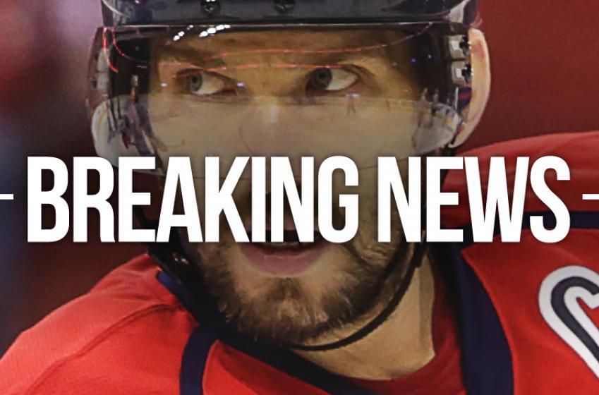 BREAKING: Insider reveals SHOCKING details regarding Oveckin's health condition.