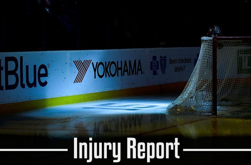 Flyers' promising goalie prospect to undergo surgery.