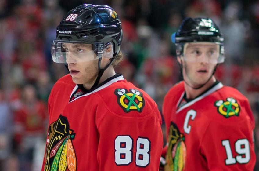 Kane-Toews duo joins elite club.