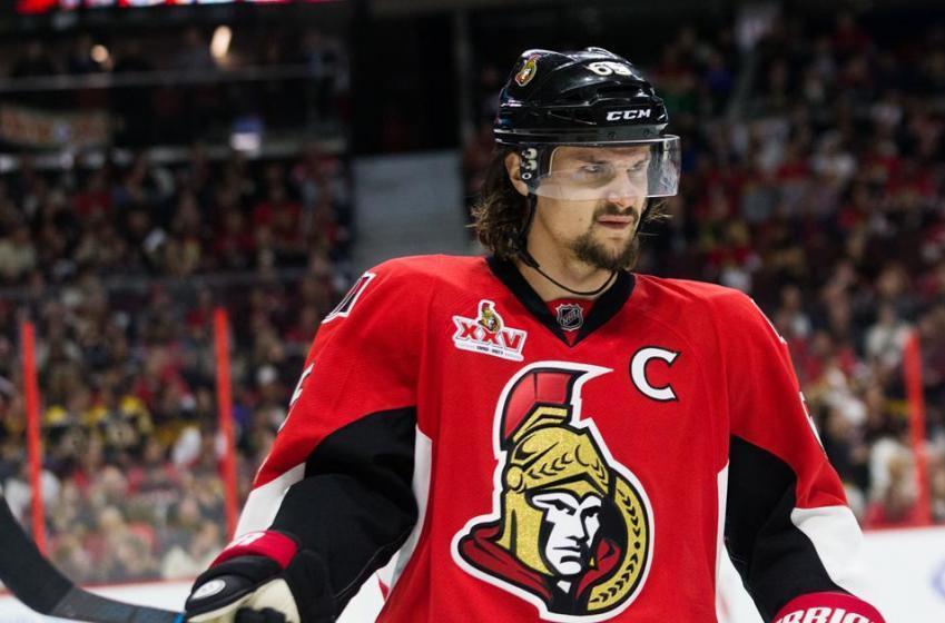 BREAKING : Shocking revelation about Erik Karlsson condition!