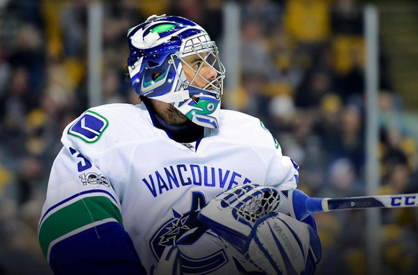 Ryan Miller's farewell to the Canucks