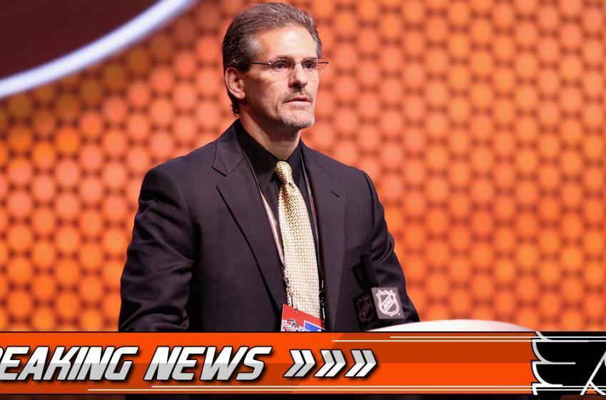 RUMOR: Flyers have interest in hiring Stanley Cup winning GM