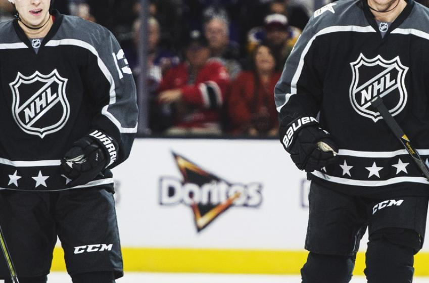 NHL team re-sign promising Swedish Forward.
