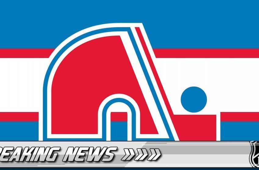 Breaking: MONSTER development in the Quebec Nordiques saga.