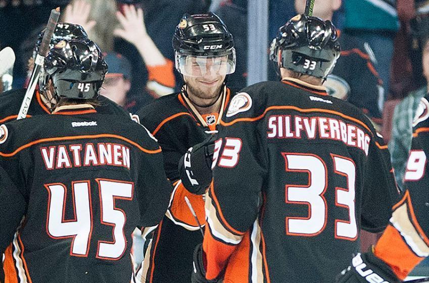 Report: Ducks deal a defenseman to Vegas