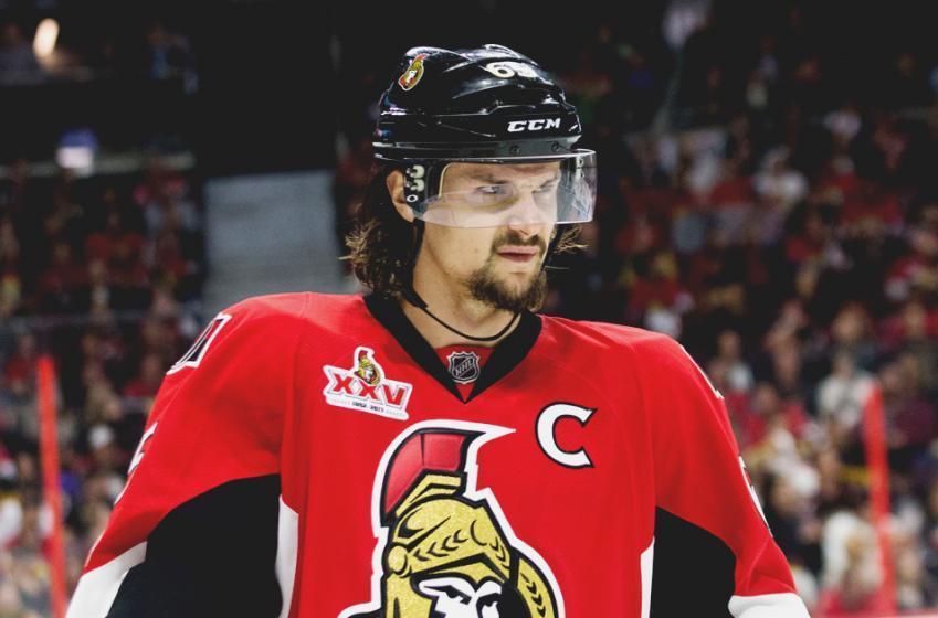 REPORT: Teammates compare Erik Karlsson to a hockey legend