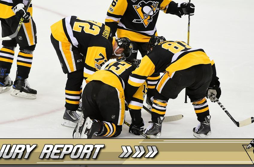 Injury Report: Bonino's status for Game 4