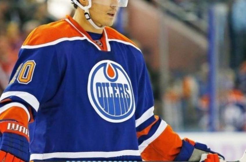 Nail Yakupov May Return Tuesday