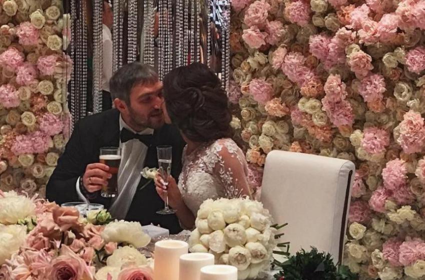 Alex Ovechkin throws luxurious, glamorious wedding!