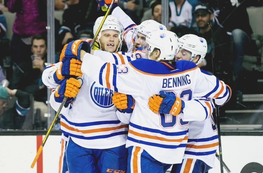 Oilers Feed: Oilers Forward Calls His Own Shot