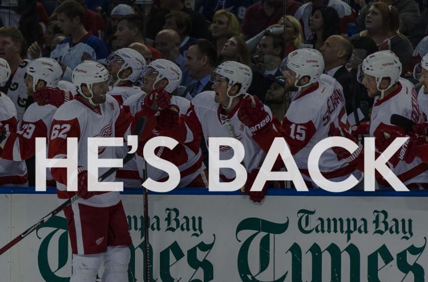 Long-awaited return for Detroit!