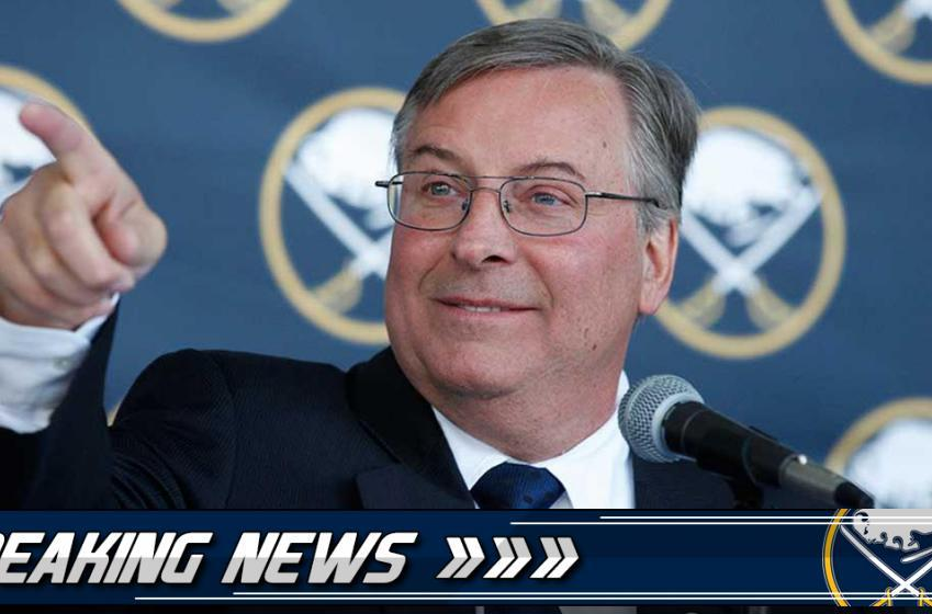 BREAKING: Pegula eyes former Sabre for GM position