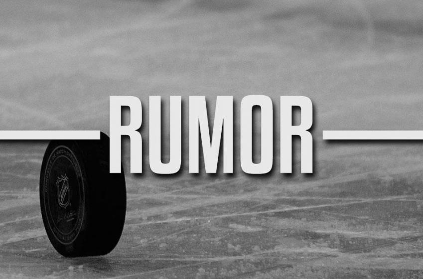 RUMOR: Major rumor suggests team will have to choose between STAR goalie or team captain.