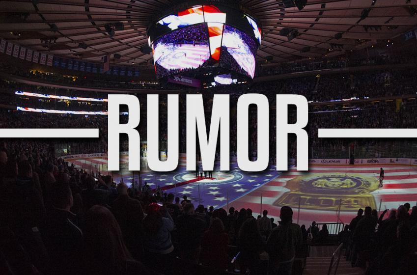 RUMOR : Former contending team now in seller mode, goalie to leave soon?
