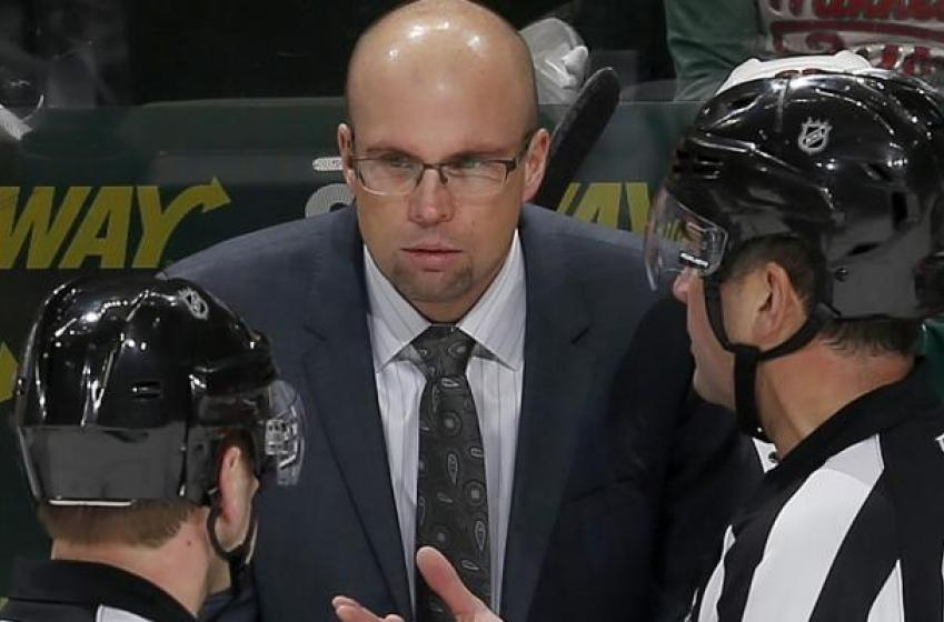 Mike Yeo rumored to be candidate to for multiple coaching jobs.